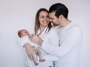 Newborn Familie